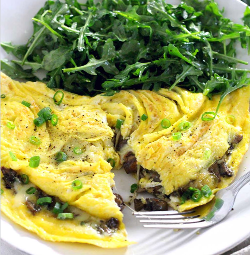 Healthy Omelette Recipes For Weight Loss